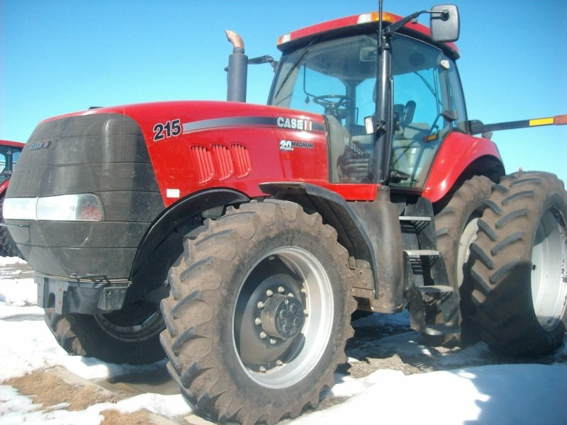 2008 Case IH 215 MAG Tractor For Sale