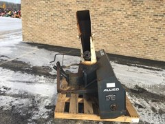 Snow Blower For Sale:   Allied 3PT