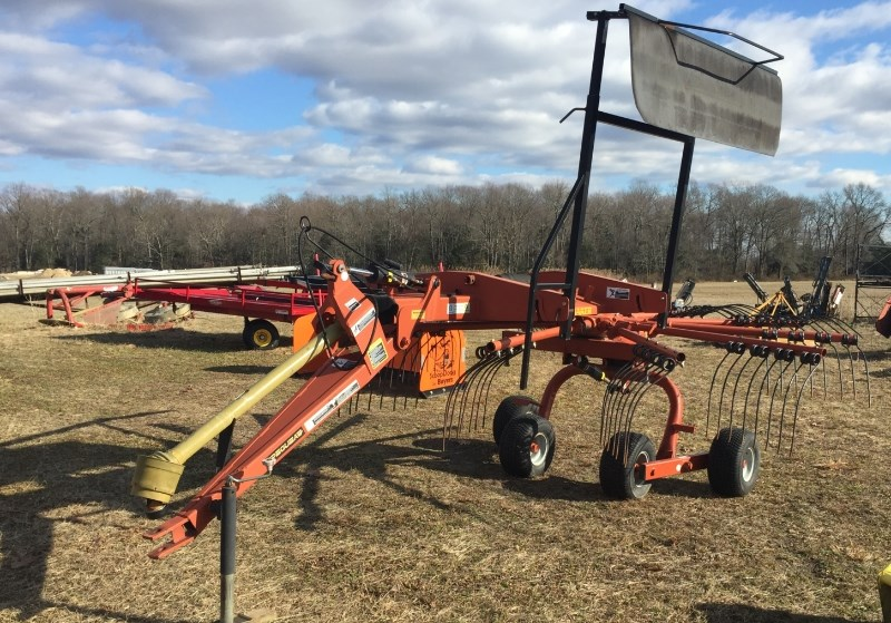 2009 Pequea HR1140 Hay Rake-Rotary For Sale