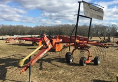 Hay Rake-Rotary For Sale:  2009 Pequea HR1140