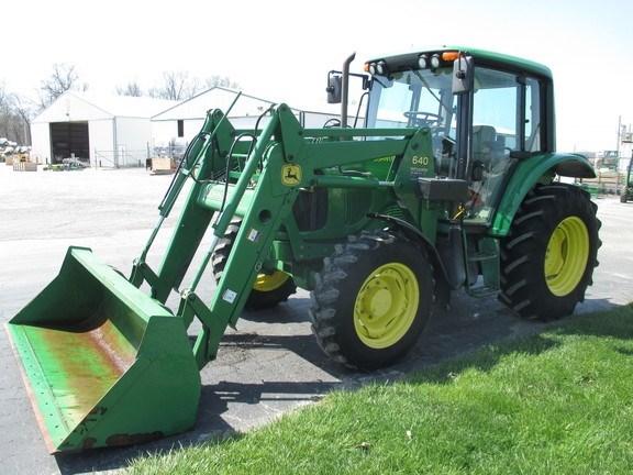 2004 John Deere 6220 Tractor For Sale