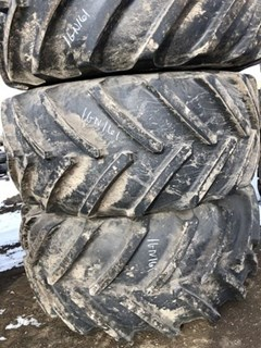 Wheels and Tires For Sale:  Michelin 710/70R38
