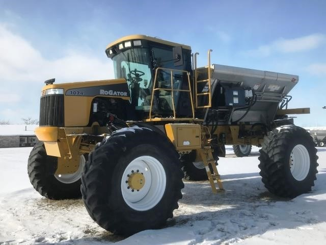2005 RoGator 1074 Floater/High Clearance Spreader For Sale