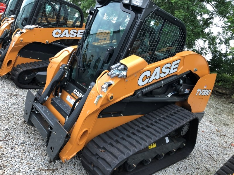 2018 Case TV380 Skid Steer For Sale » Wellington Implement, Ohio