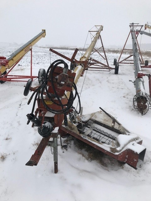 1990 Westfield MK8X61 Auger-Portable For Sale