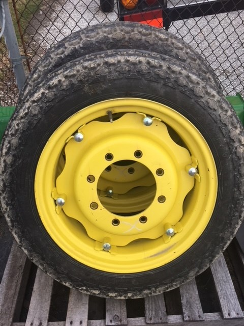 John Deere 8.3-24 Wheels and Tires For Sale