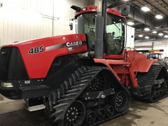 Tractor For Sale 2008 Case IH STX485 QUAD