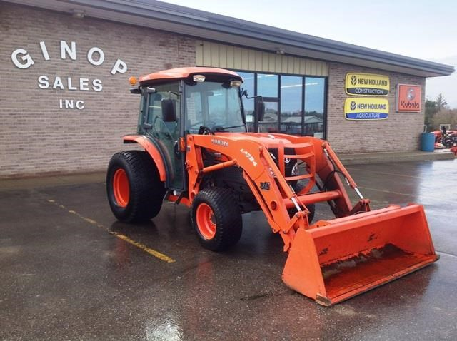 2009 Kubota L3940H Tractor For Sale