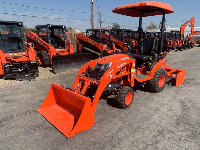 2018 Kubota BX2680 Tractor - Compact For Sale