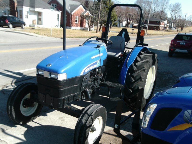 2013 New Holland WORKMASTER 65 Tractor For Sale