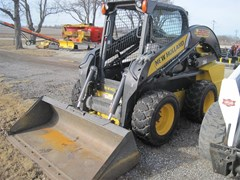 Skid Steer For Sale 2012 New Holland L225