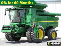Combine For Sale 2015 John Deere S670