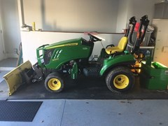 Tractor For Sale 2013 John Deere 1023E , 23 HP