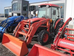 Tractor For Sale 2011 Kubota L3240HSTC , 34 HP