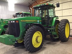Tractor For Sale 1996 John Deere 8400 , 225 HP