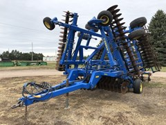 Vertical Tillage For Sale 2012 Landoll 7431-29
