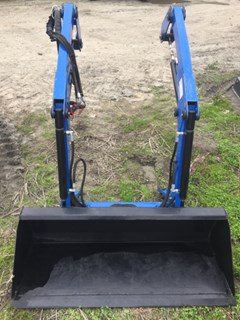 Front End Loader Attachment For Sale:  2012 New Holland 235TL FOR BOOMER 24