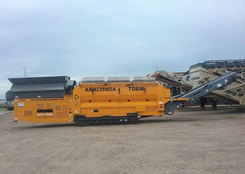 2017 Other TD516 Screening Plant - Hydraulic For Sale