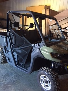 Utility Vehicle For Sale 2017 Can-Am 2017 DEFENDER DPS HD5 GREEN SKU # 8WHF