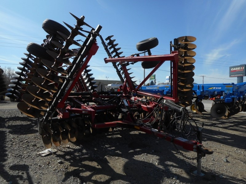 2012 Case IH 370 True Tandem-31' Disk Harrow For Sale