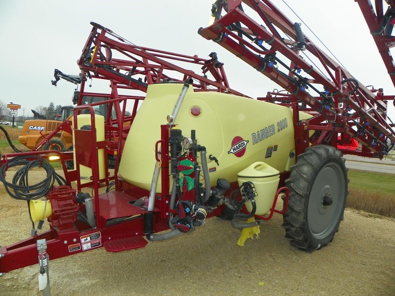 2016 Hardi Ranger 2000 Sprayer-Pull Type For Sale