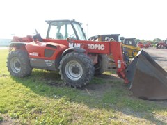 Telehandler For Sale 2004 Manitou 940