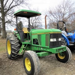 Tractor For Sale 1998 John Deere 6400 , 130 HP