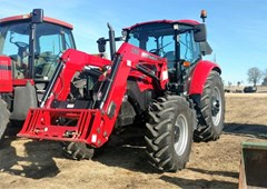 Tractor For Sale Case IH FARMALL 105U , 105 HP