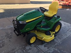 Riding Mower For Sale:  2016 John Deere X590