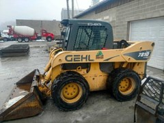 Skid Steer For Sale 2005 Gehl SL7810