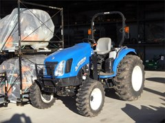 Tractor  2015 New Holland BOOMER 55 , 55 HP