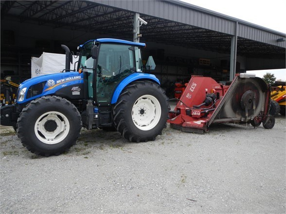 2017 New Holland T4.110 Tractor