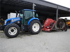 Tractor  2017 New Holland T4.110 , 107 HP