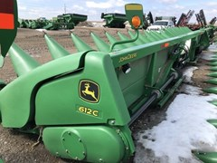 Header-Corn For Sale:  2011 John Deere 612C