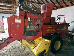 Baler-Square For Sale:  2003 New Holland BB900
