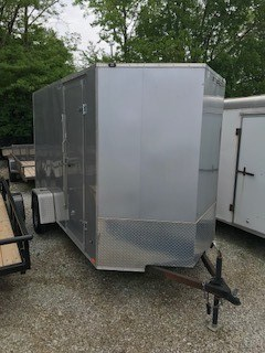 Cargo Trailer For Sale 2013 Stealth 612SA