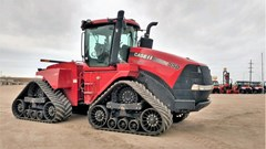 Tractor For Sale 2013 Case IH STEIGER 550 QUADTRAC , 550 HP