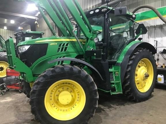 2014 John Deere 6150R Tractor For Sale