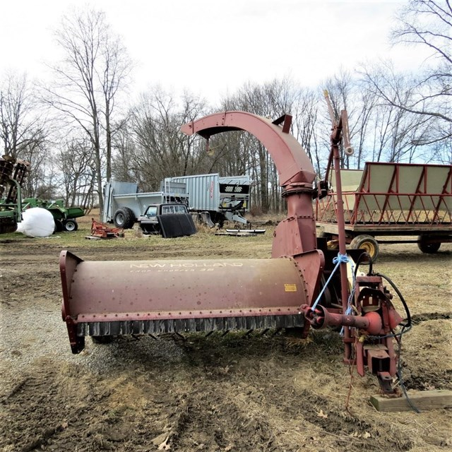 New Holland 38 Forage Harvester-Pull Type For Sale