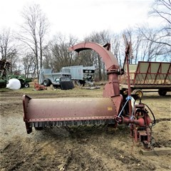Forage Harvester-Pull Type For Sale New Holland 38