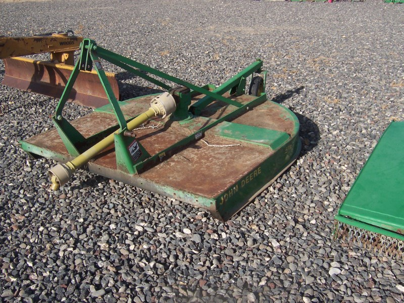 1995 John Deere 616 Rotary Cutter For Sale