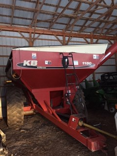 Grain Cart For Sale Killbros 1150