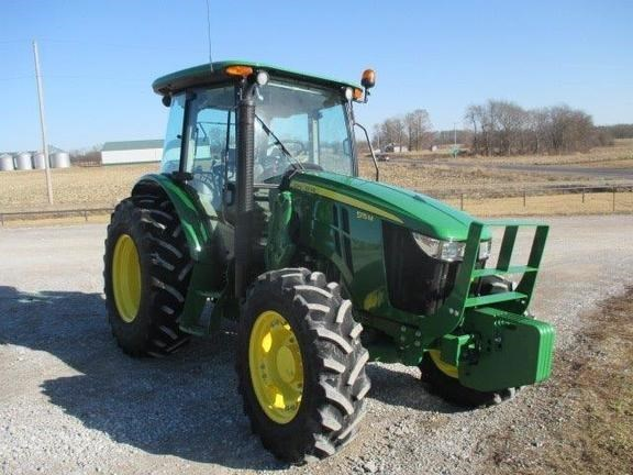 2016 John Deere 5115M Tractor For Sale
