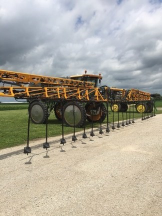 2016 Yield Center 360 UNDERCOVER Sprayer Attachment For Sale