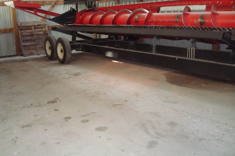P-K HT30 Header Trailer For Sale