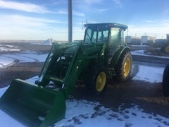 Tractor For Sale 2012 John Deere 5093E , 93 HP