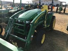 Tractor For Sale:  2011 John Deere 3520 , 37 HP