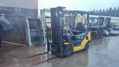 Fork Lift/Lift Truck For Sale 2015 Komatsu FG18HTU-20