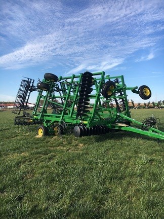 2016 John Deere 2310 Mulch Finisher For Sale