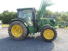 Tractor For Sale 2014 John Deere 6125R , 125 HP